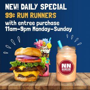 99¢ Rum Runners