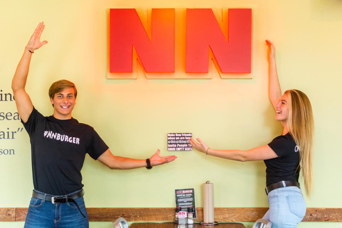 NN Burger Staff